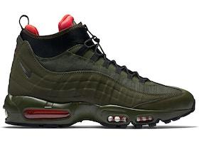 Air Max 95 Sneakerboot Dark Loden