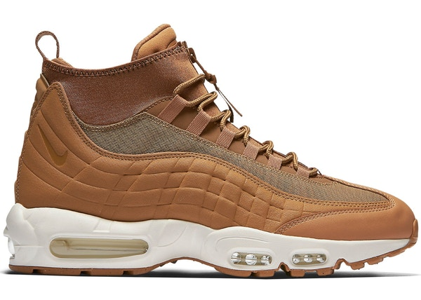 separation shoes 17aa0 42329 Air Max 95 Sneakerboot Flax (2017)
