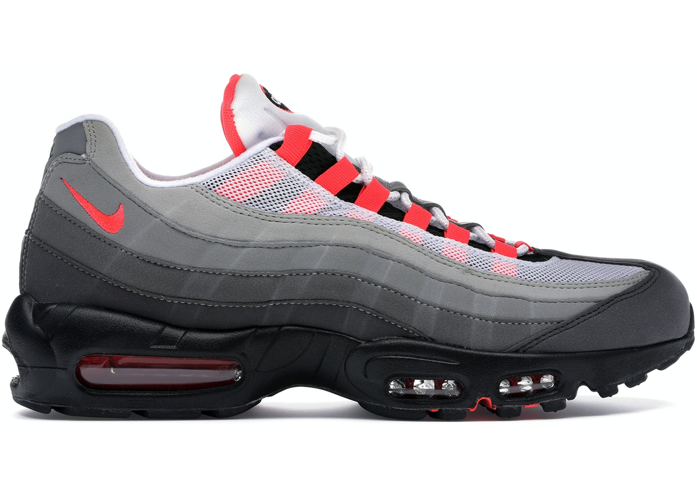 on sale 49442 1b2fb Air Max 95 OG Solar Red (2018)