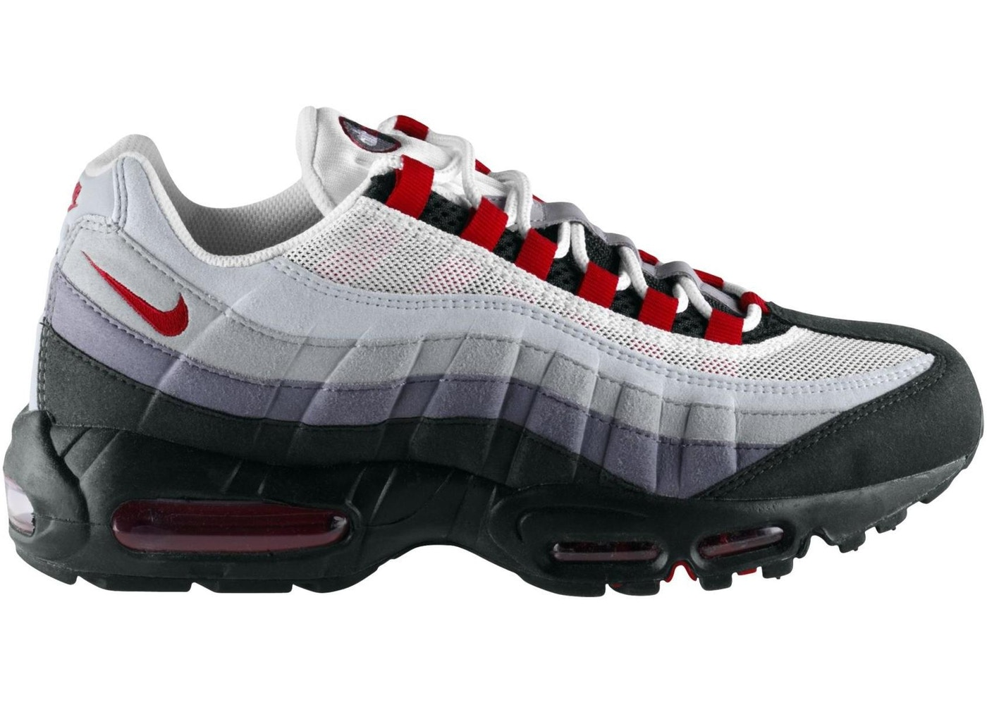 size 40 dff00 637cd Air Max 95 Sport Red (2009)  Nike ...