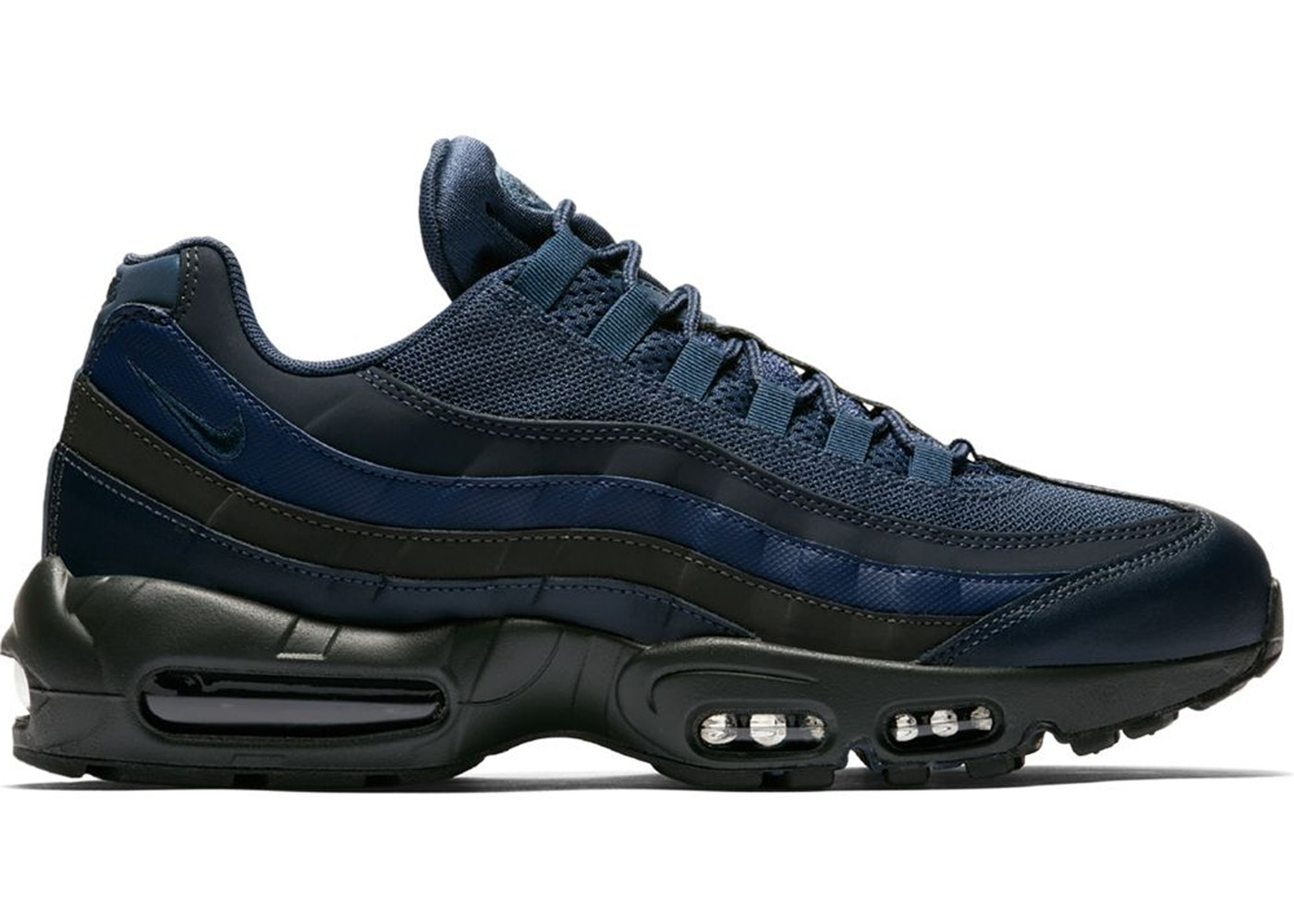 5acdf29b54 Sell. or Ask. Size: 6.5. View All Bids. Air Max 95 Squadron Blue Midnight  Navy