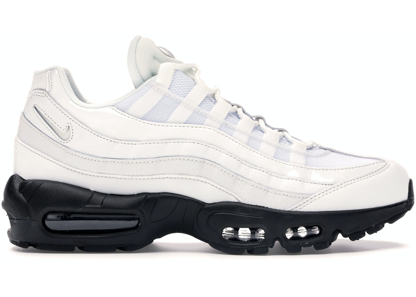 551a63fc87 Sell. or Ask. Size: 11.5W. View All Bids. Air Max 95 Summit White Black ...