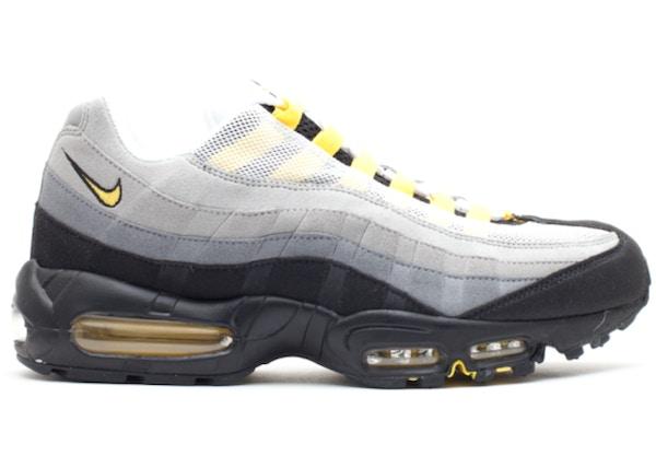 free shipping 58363 a1d90 Air Max 95 Tour Yellow Grey - 609048-105