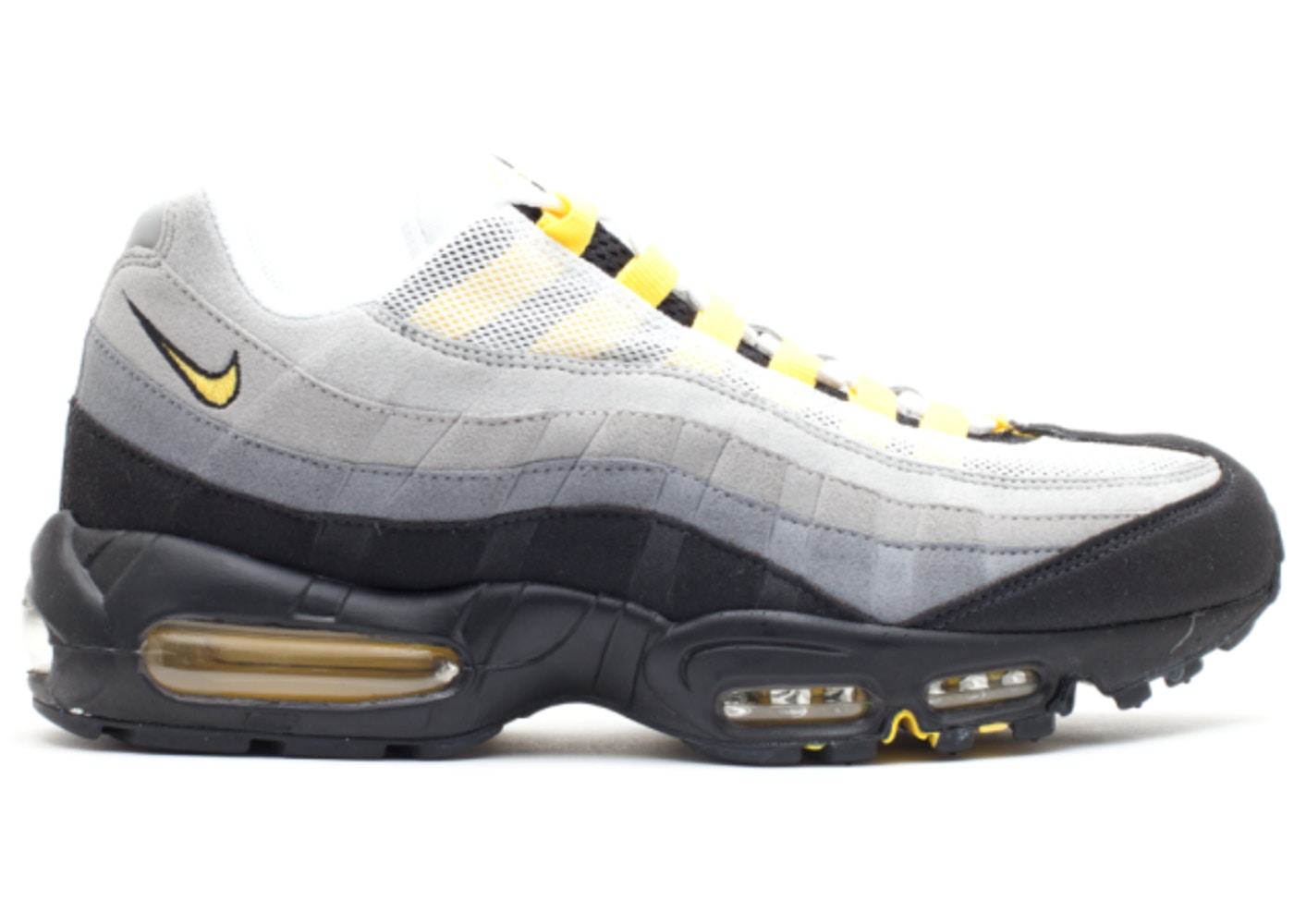 Pef Agotar Contratación  Nike Air Max 95 Tour Yellow Grey - 609048-105