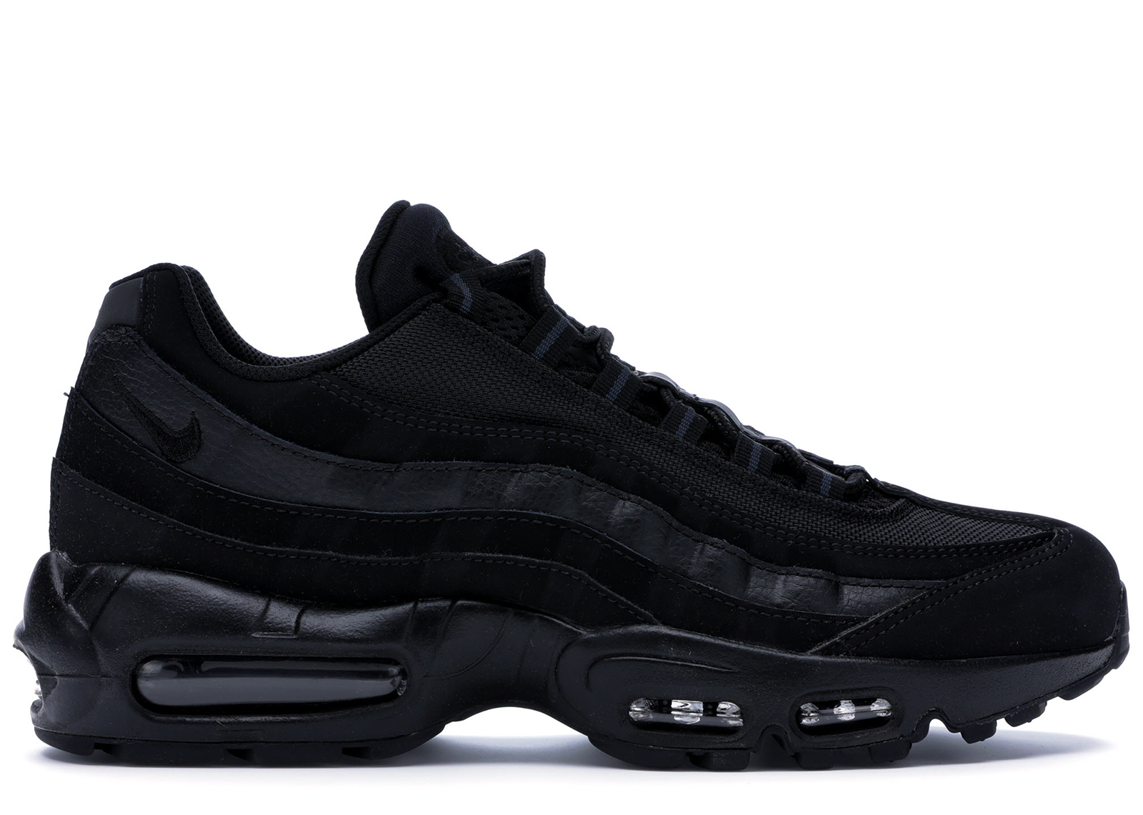 Nike Air Max 95 Triple Black (201420162018) 609048 092