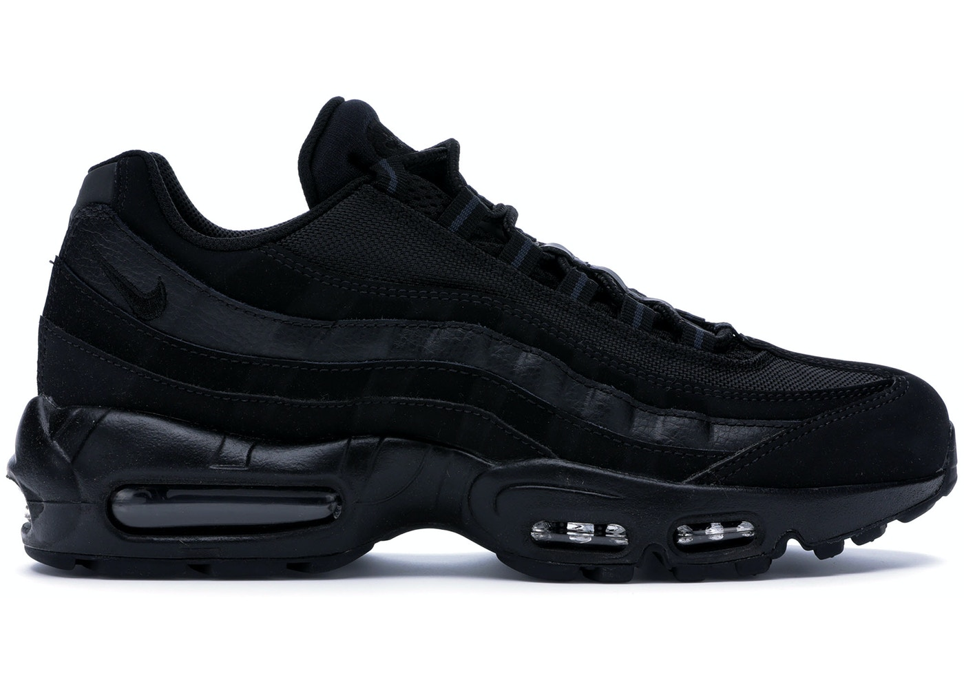 check out d9db8 811a5 Air Max 95 Triple Black (2014/2016/2018)