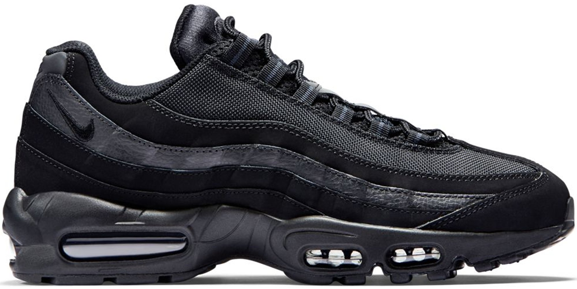 Air Max 95 Triple Black (2014/2016/2018)