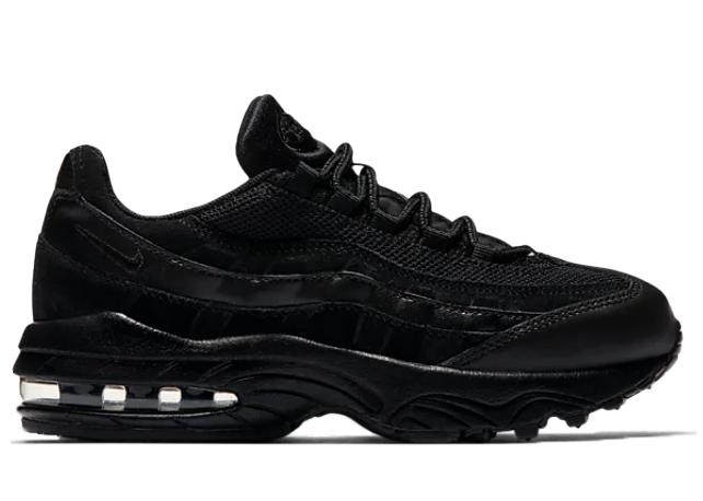 Nike Air Max 95 Triple Black (PS