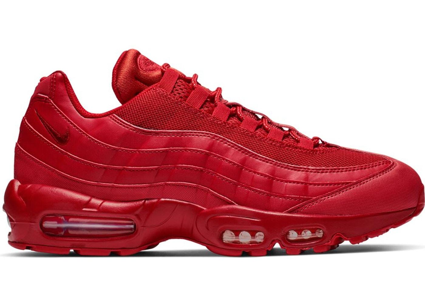 Nike Air Max 95 Triple Red Cq9969 600