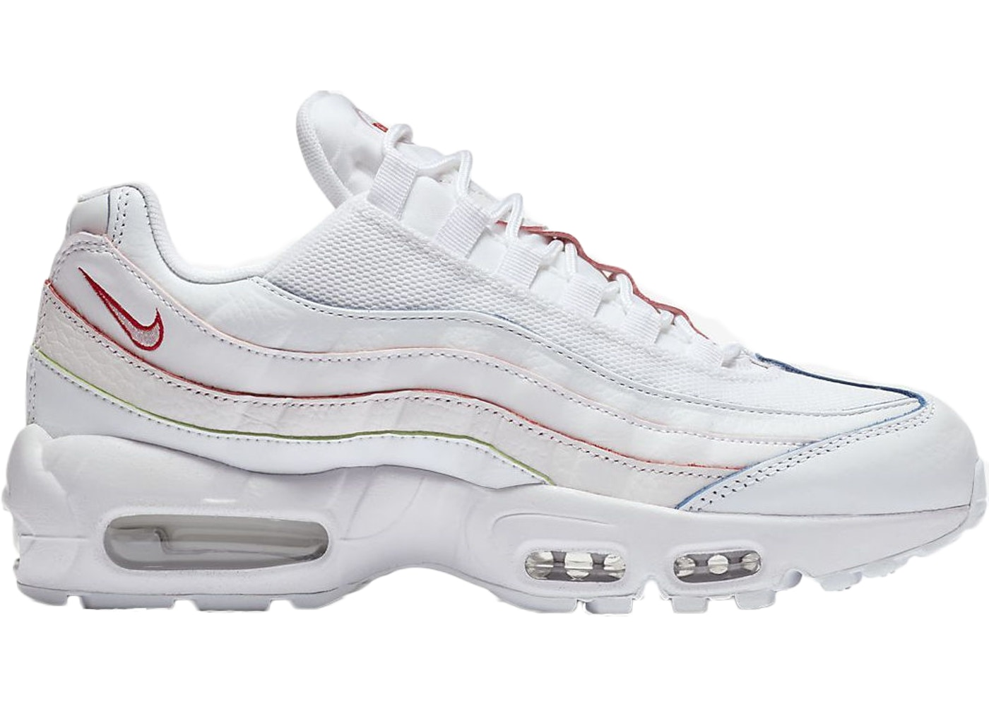 size 40 e8cc1 1129c Sell. or Ask. Size  7W. View All Bids. Air Max 95 Triple White ...