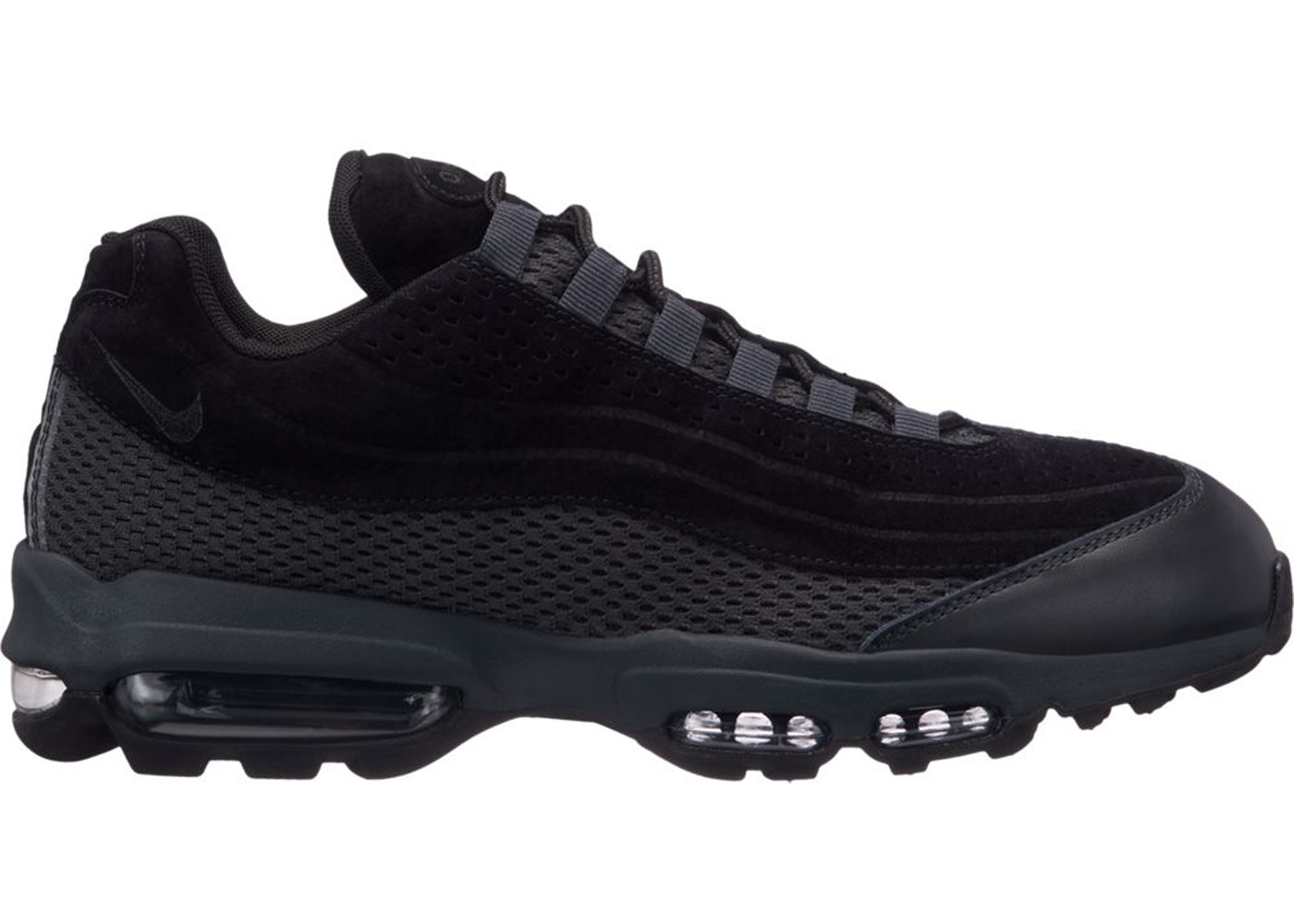 detailed look 68b65 fd1dc Sell. or Ask. Size --. View All Bids. Air Max 95 Ultra Breathe Triple Black