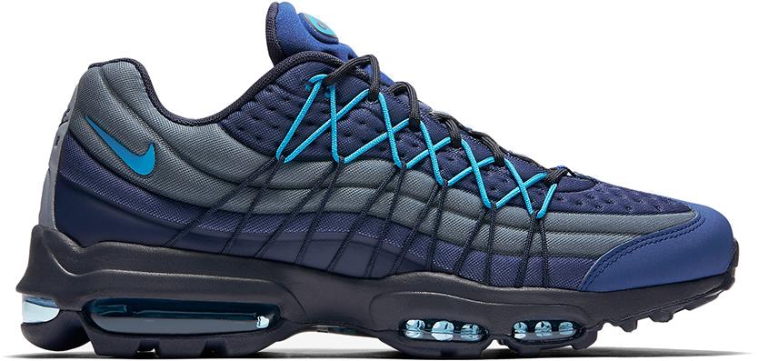 Nike Air Max 95 Ultra SE Obsidian Blue