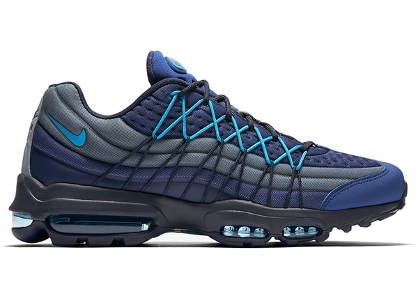 timeless design bcfd9 77655 Air Max 95 Ultra SE Obsidian Blue