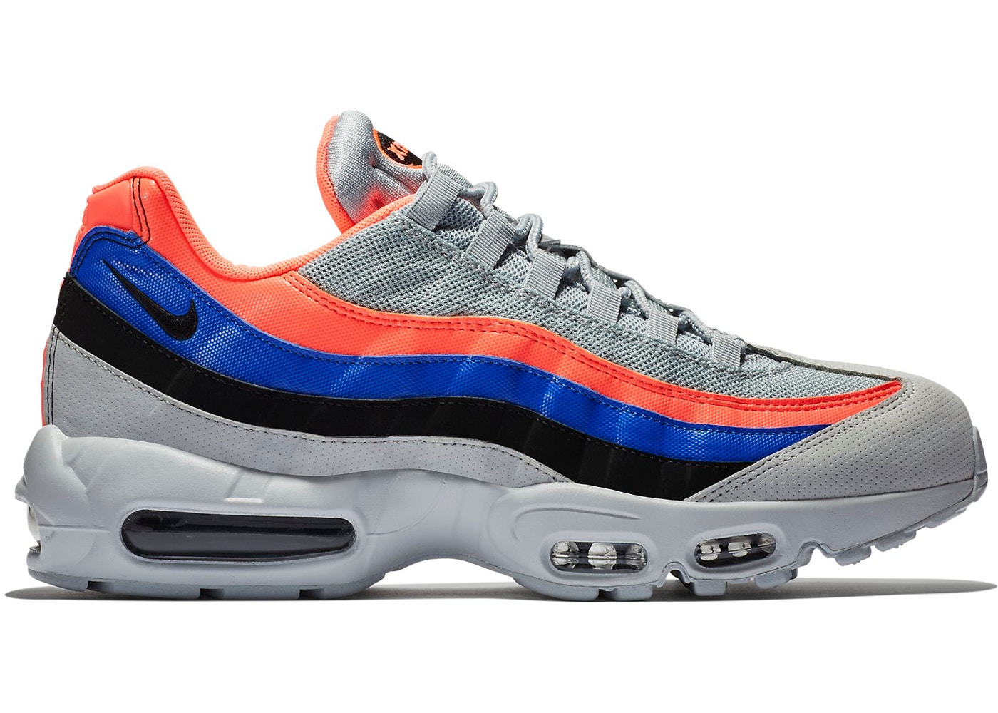 Nike Air Max 95 Ultramarine Platinum