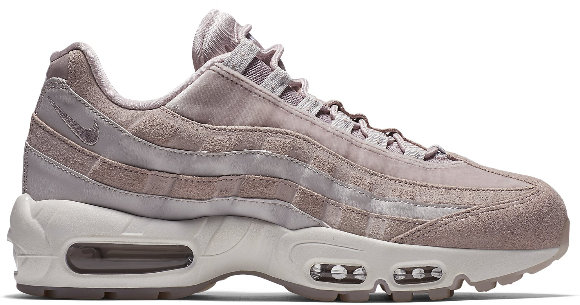 huge selection of bea9a e0625 ... hot air max 95 velvet particle rose w d67c5 fa193