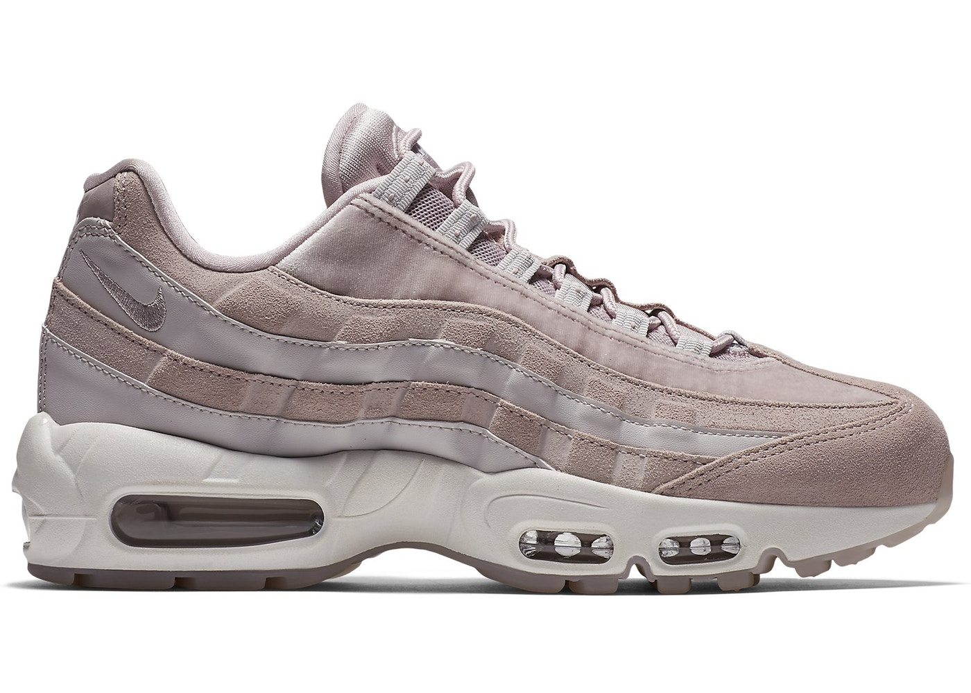 Royaume-Uni disponibilité 82e32 1ebba Air Max 95 Velvet Particle Rose (W)