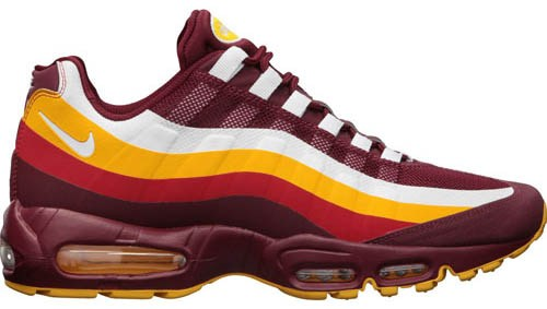 Air Max 95 Washington Redskins 542052 632
