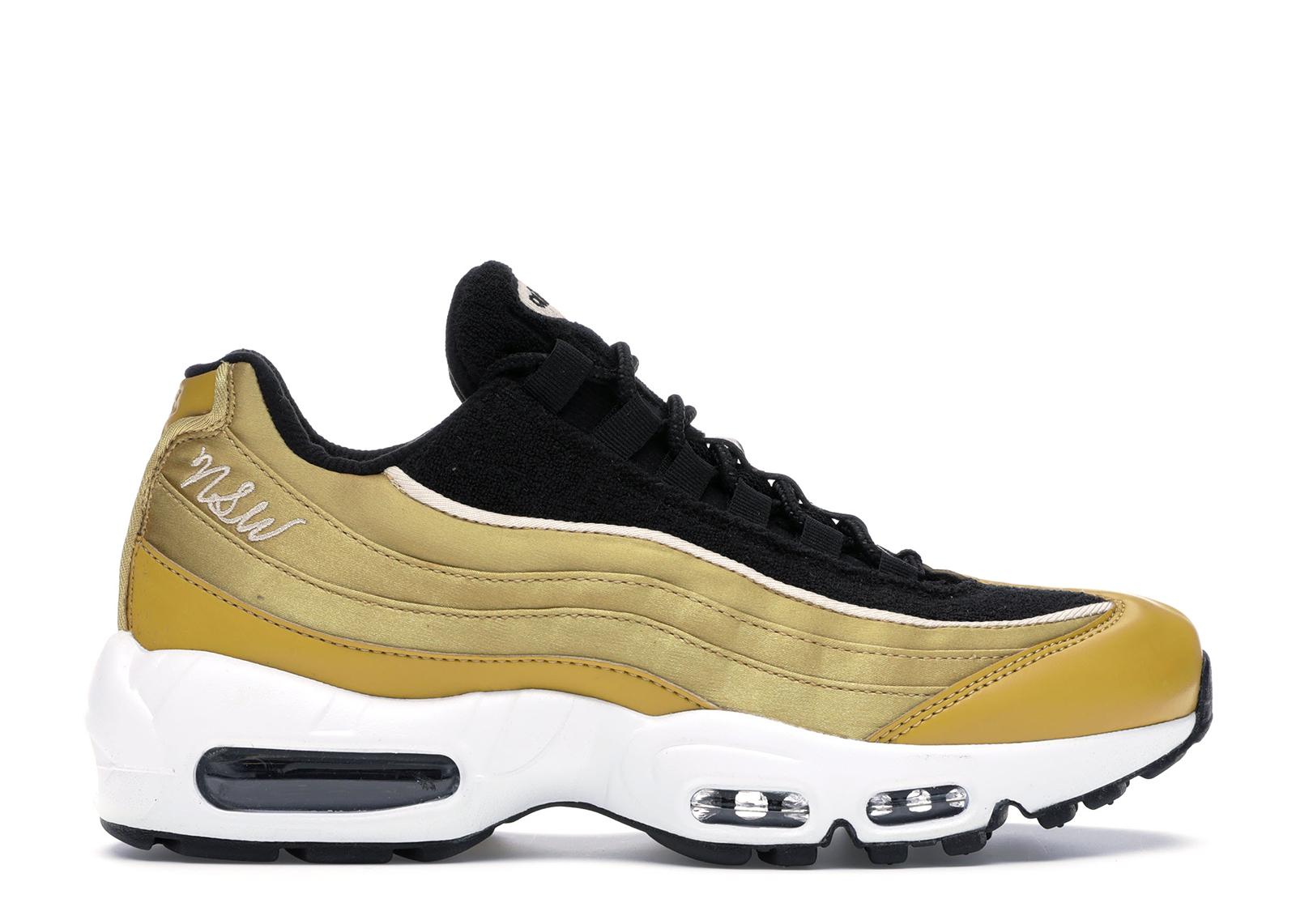 Nike Air Max 95 Wheat Gold Black (W