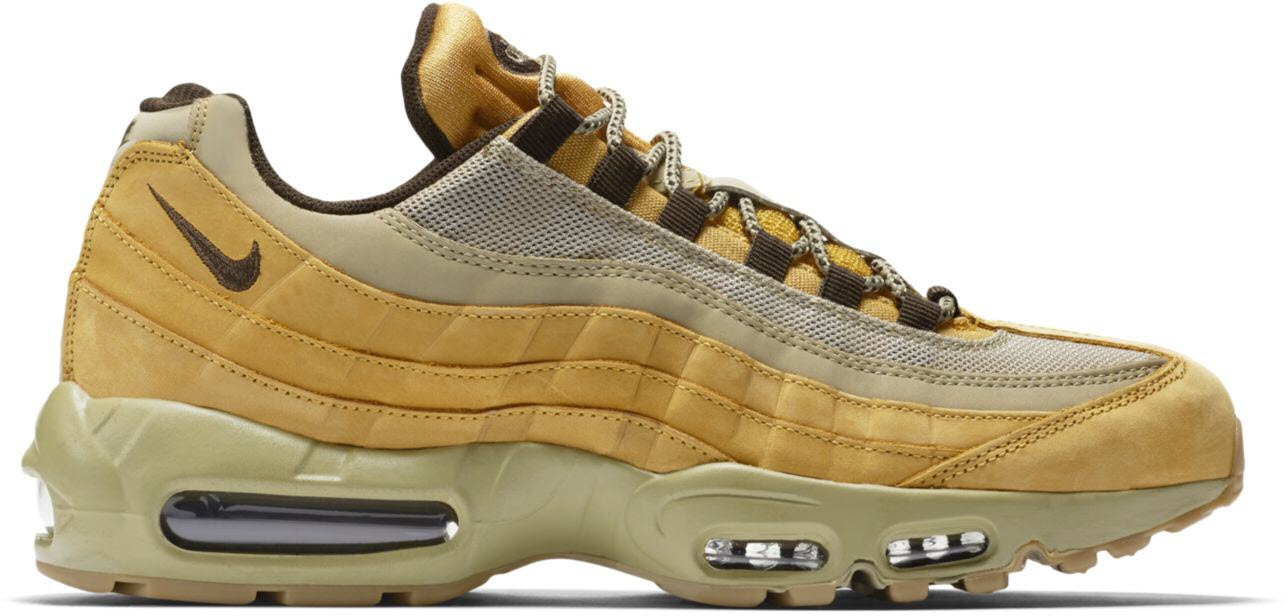 air max 95 wheat
