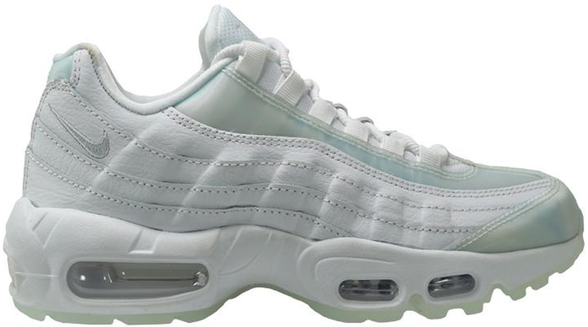 Nike Air Max 95 White Platinum Ice (W