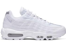 Nike Air Max 95 White Pure Platinum