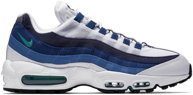 5544272ec71824 Nike Max 95 White Lebron 11 Black And Red