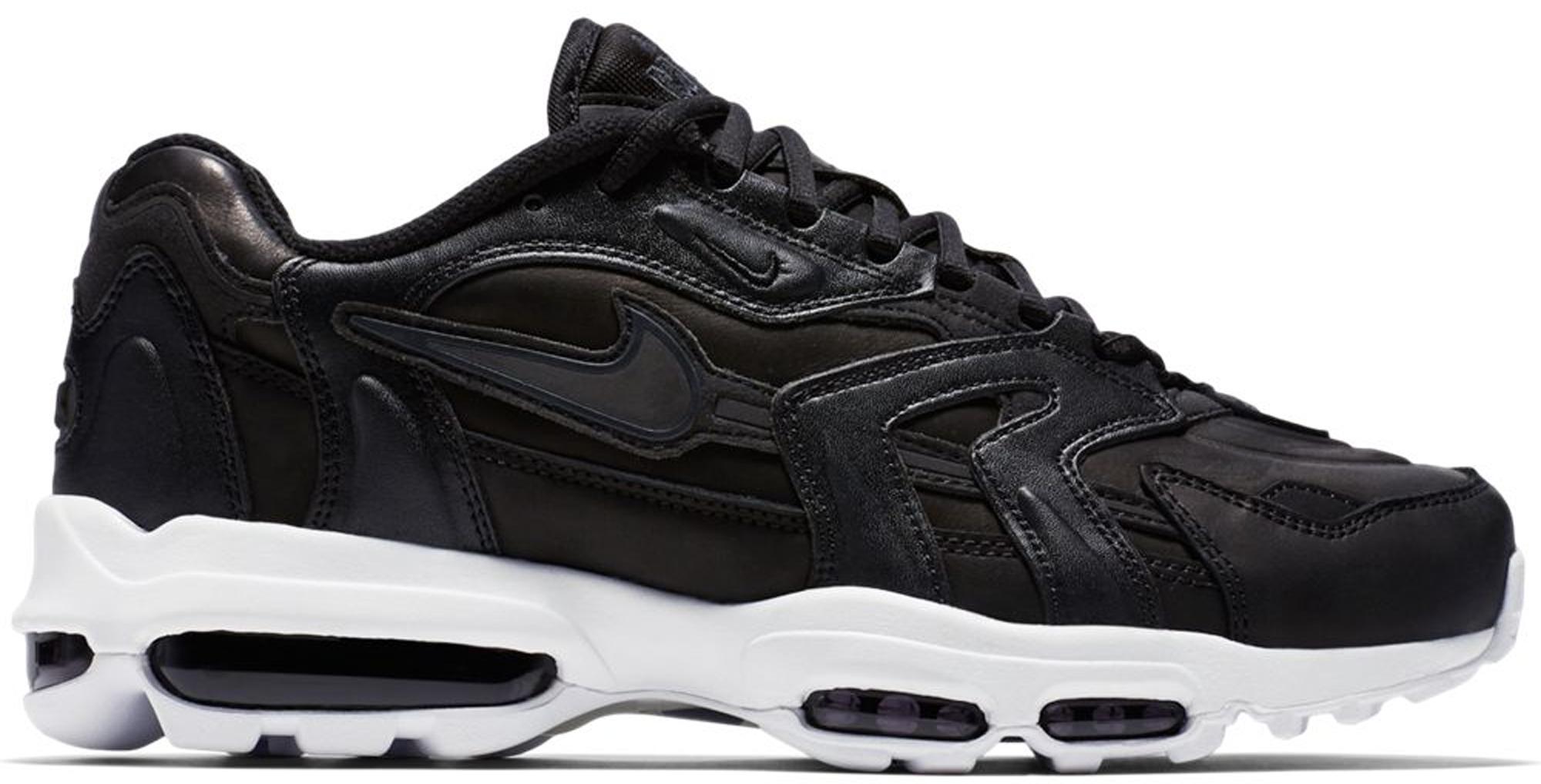 Nike Air Max 96 II XX Black White