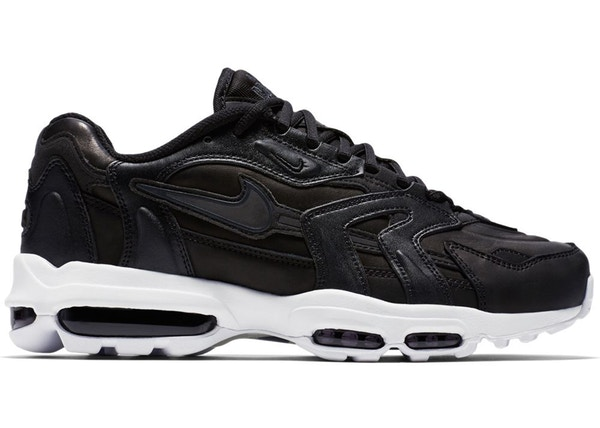 buying cheap entire collection great deals 2017 Air Max 96 II XX Black White