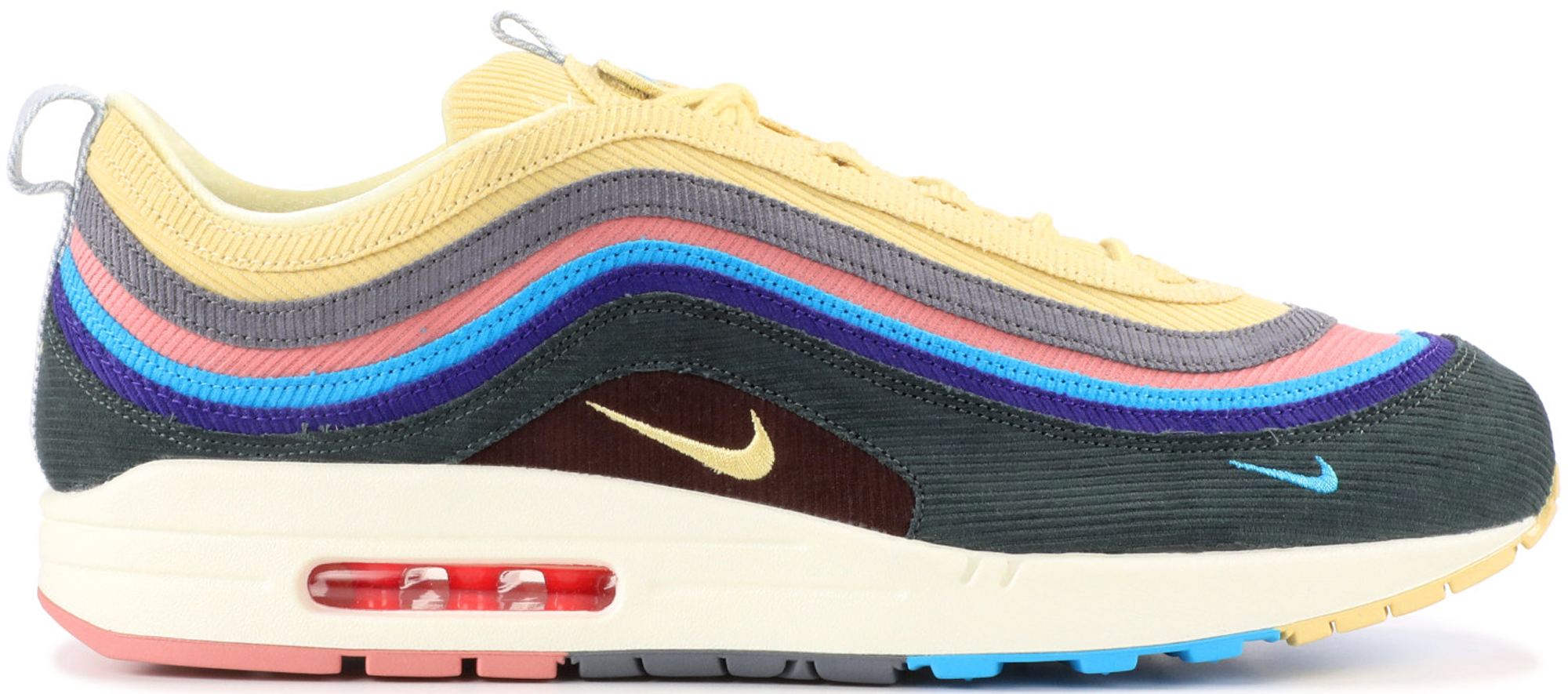 Air Max 1/97 Sean Wotherspoon (All Accessories and Dustbag)