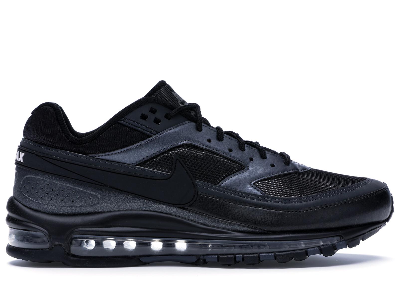 Nike Air Max 97/BW Black Metallic