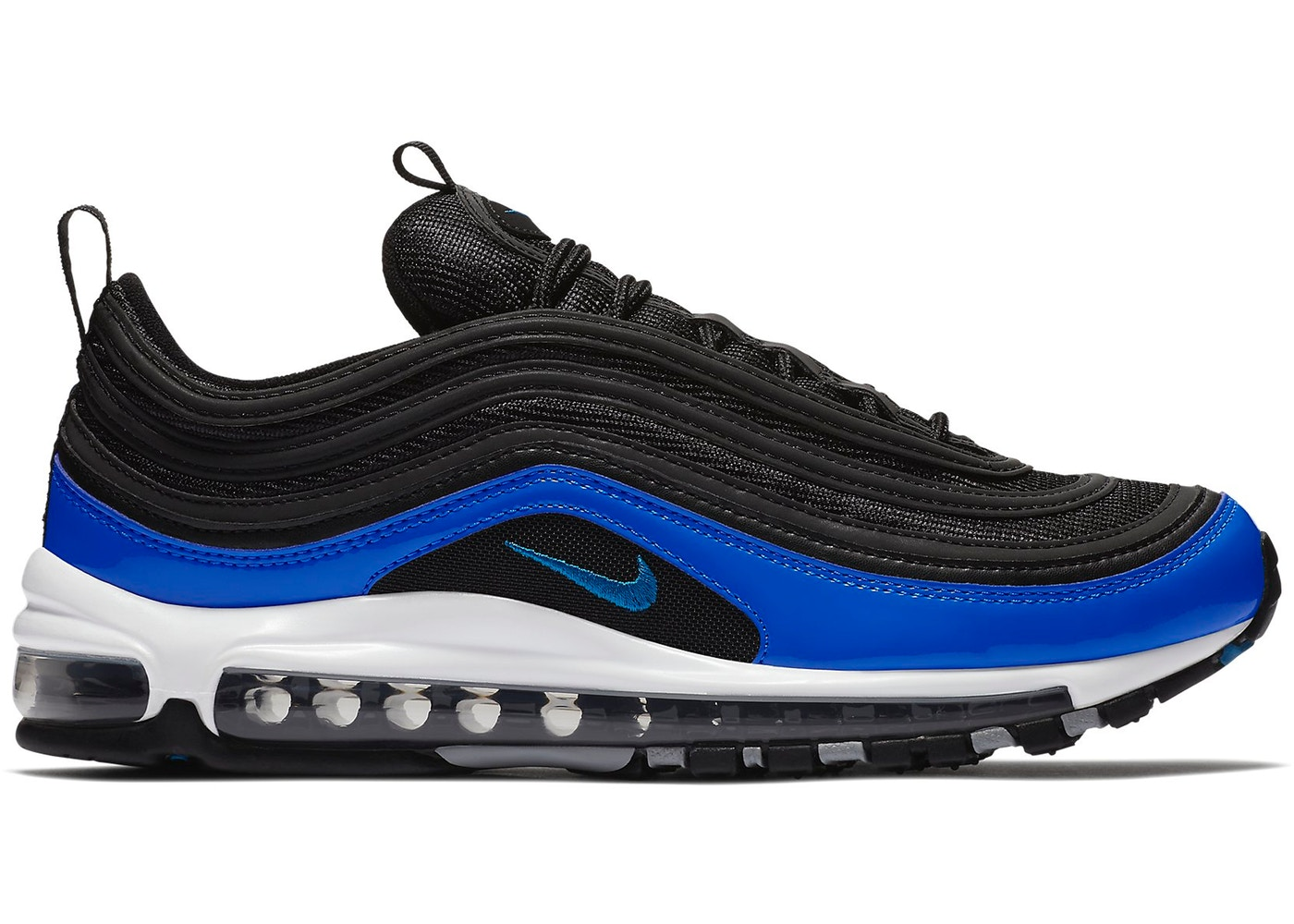 nike air max 97 blue and white