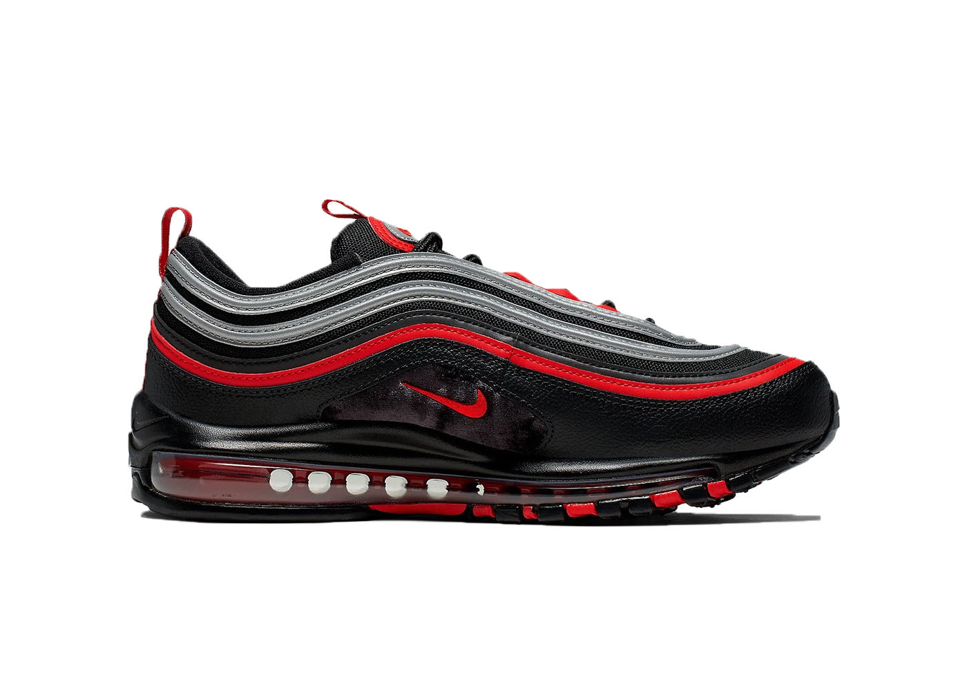 air max 97 black and red