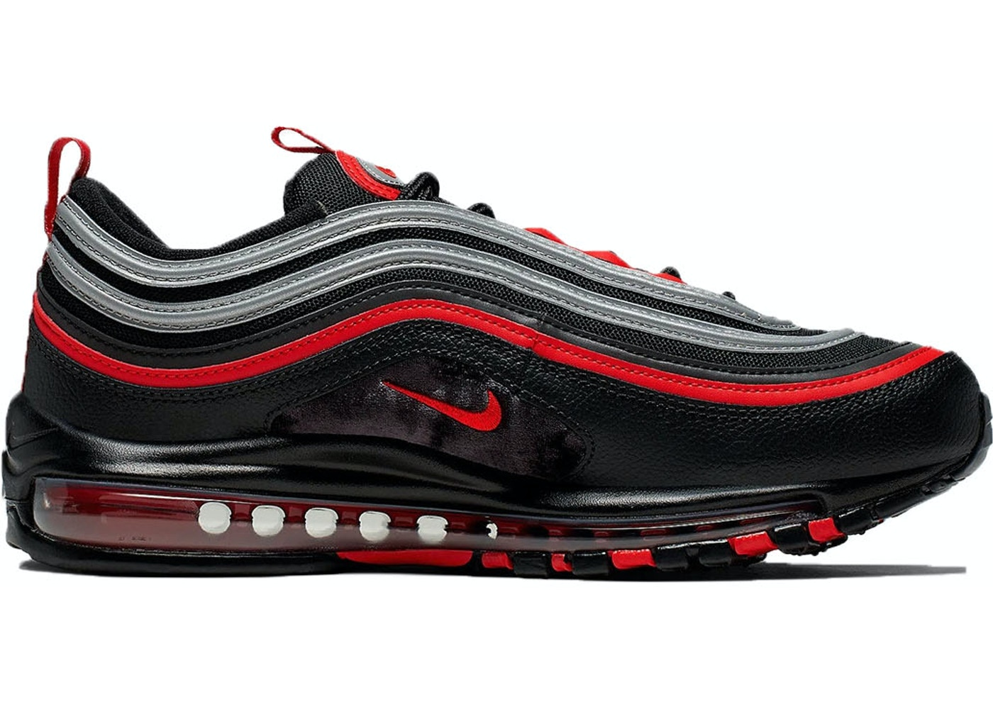 Undefeated x Nike Air Max 97 Sneaker Collaboration Release