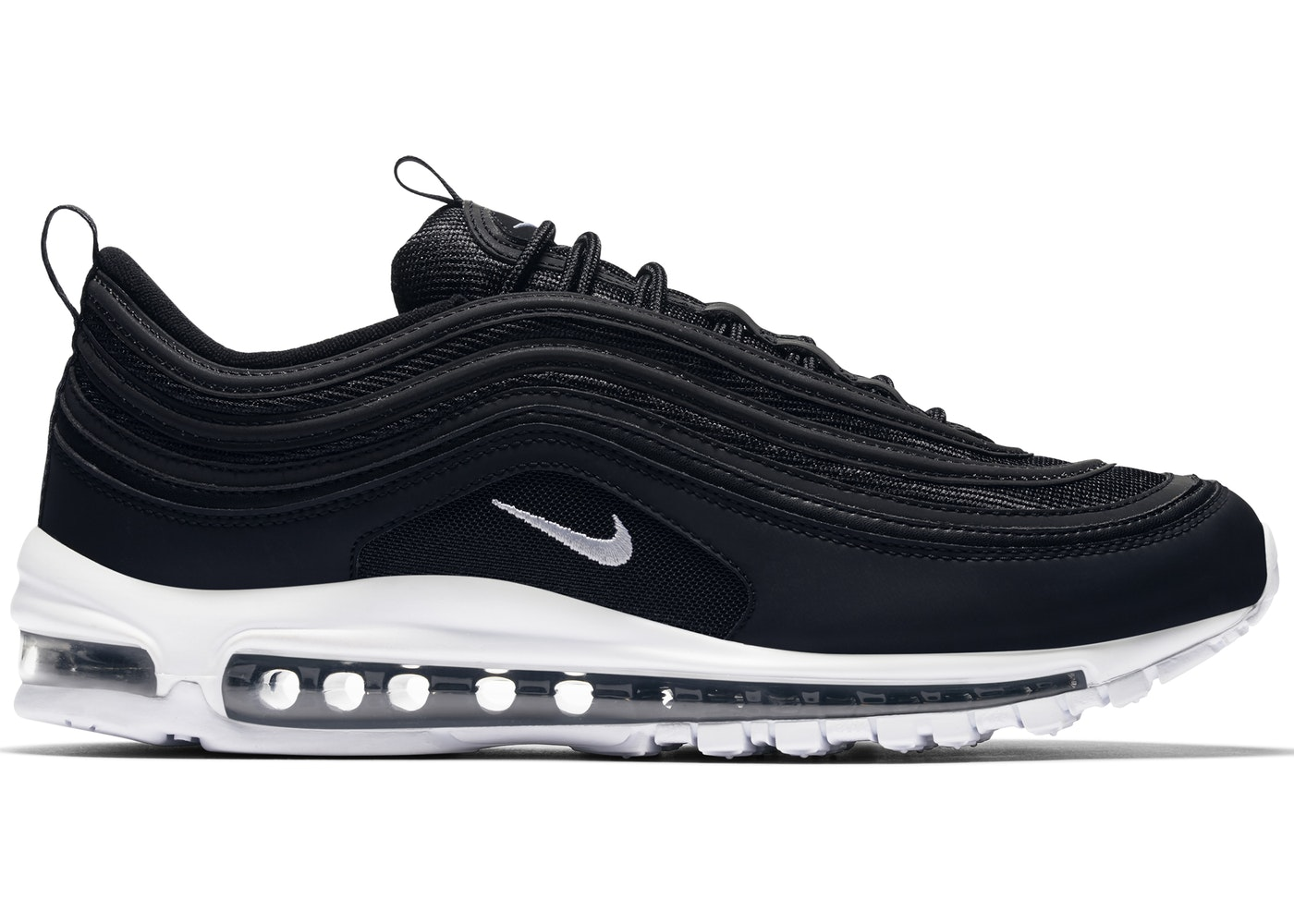 Meilleur qualité air max 97 black white