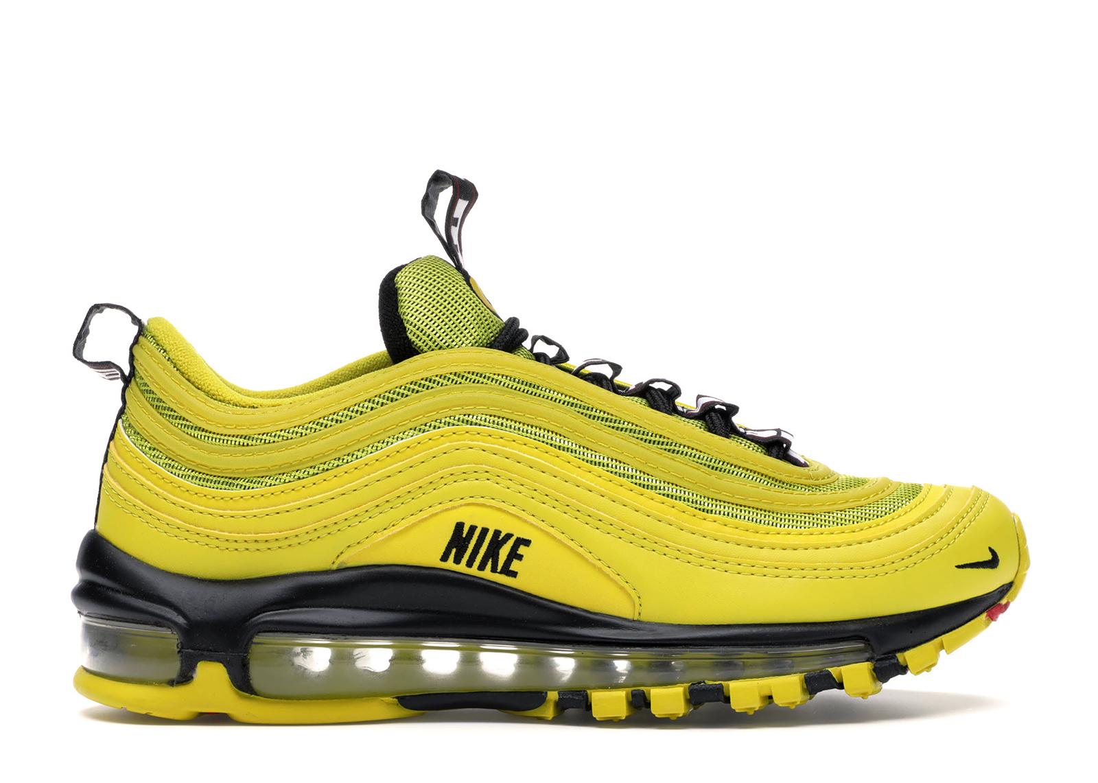 Nike Air Max 97 Bright Citron (GS