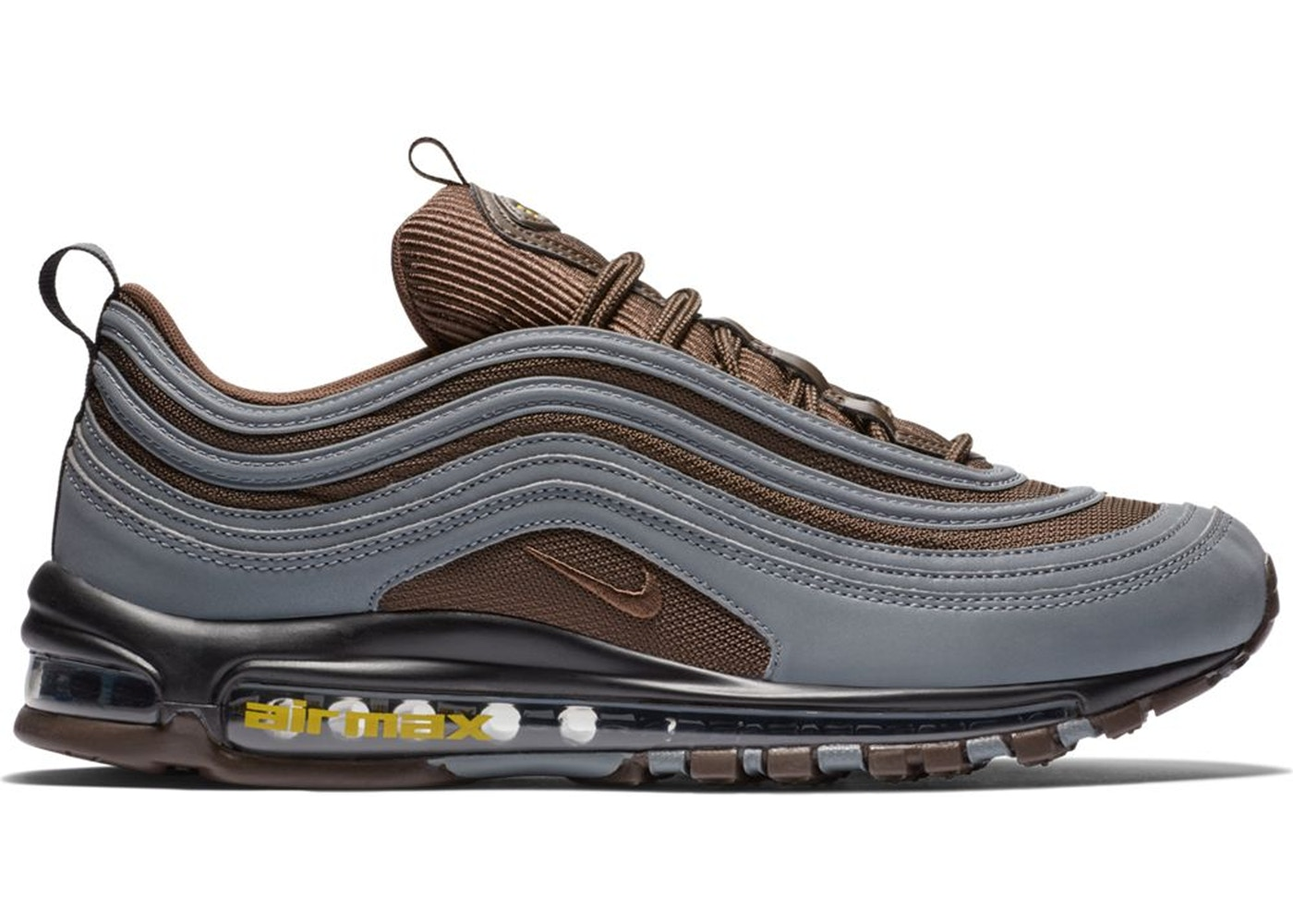 Air Max 97 Cool Grey Baroque Brown
