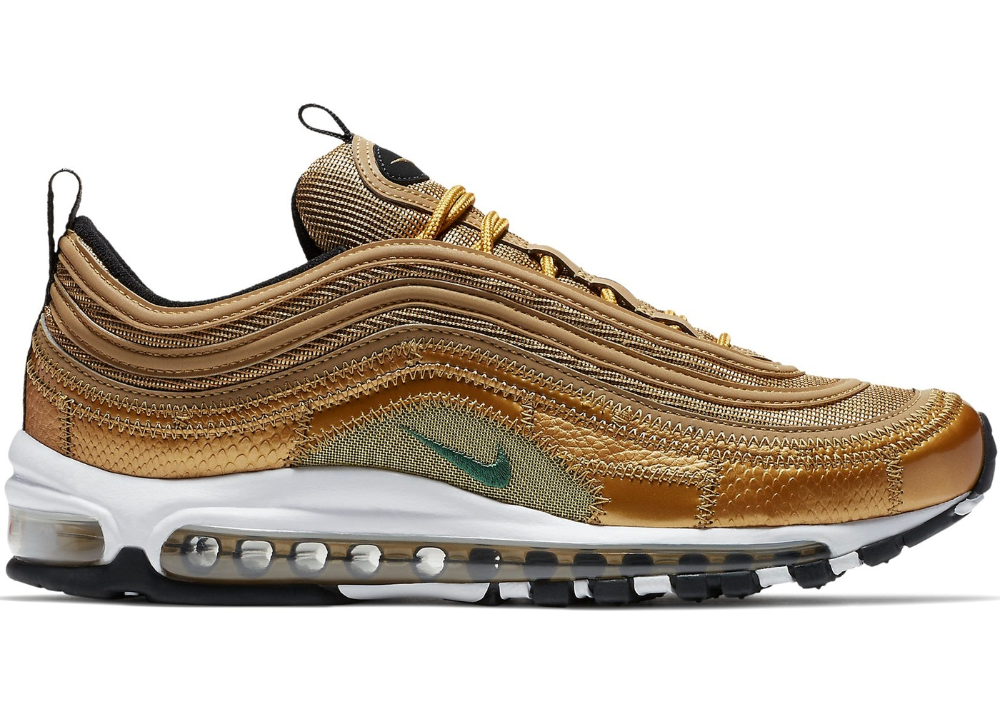 air max 97 cr7 gold