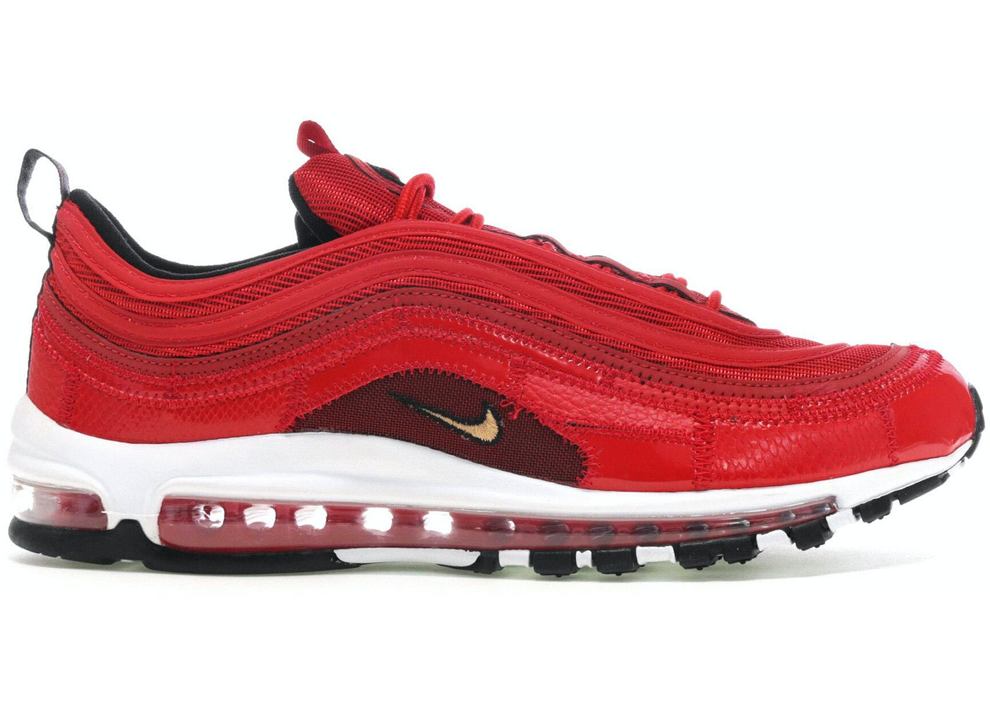 super popular 487a3 2ea6c Air Max 97 Cristiano Ronaldo Portugal Patchwork