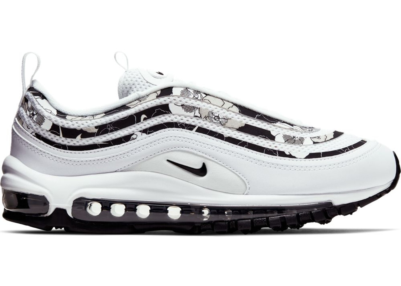 the best attitude 73f56 60216 Air Max 97 Floral White (W)