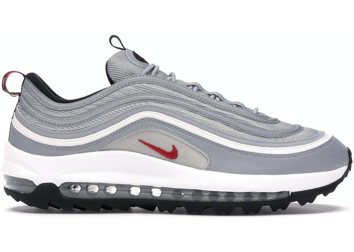 Nike Air Max 97 Golf Silver Bullet Ci7538 001