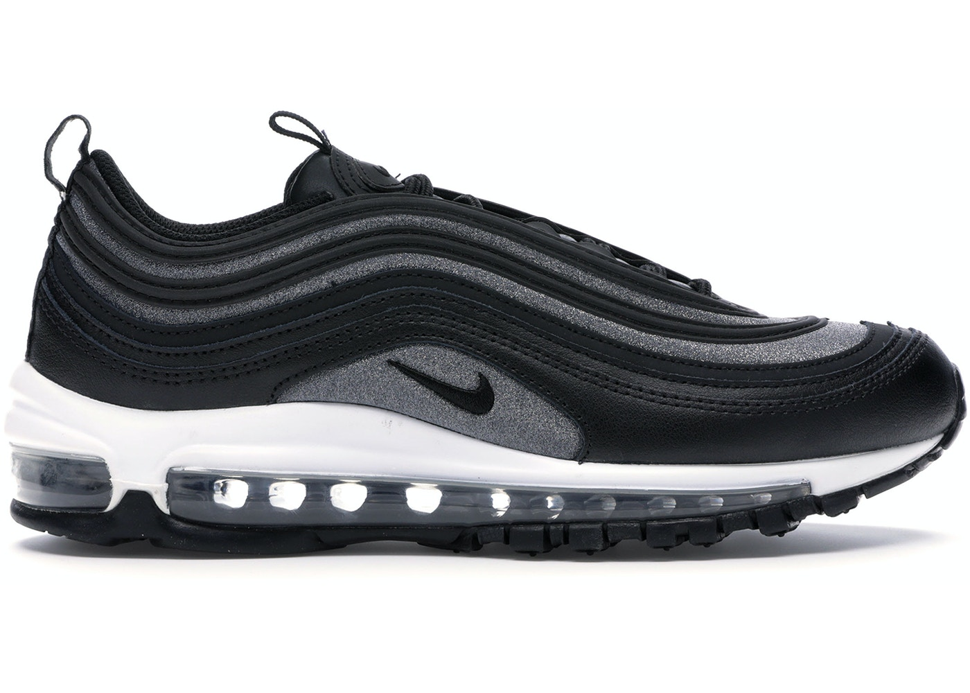 Nike Air Max 97 Glitter Black W At0071 002