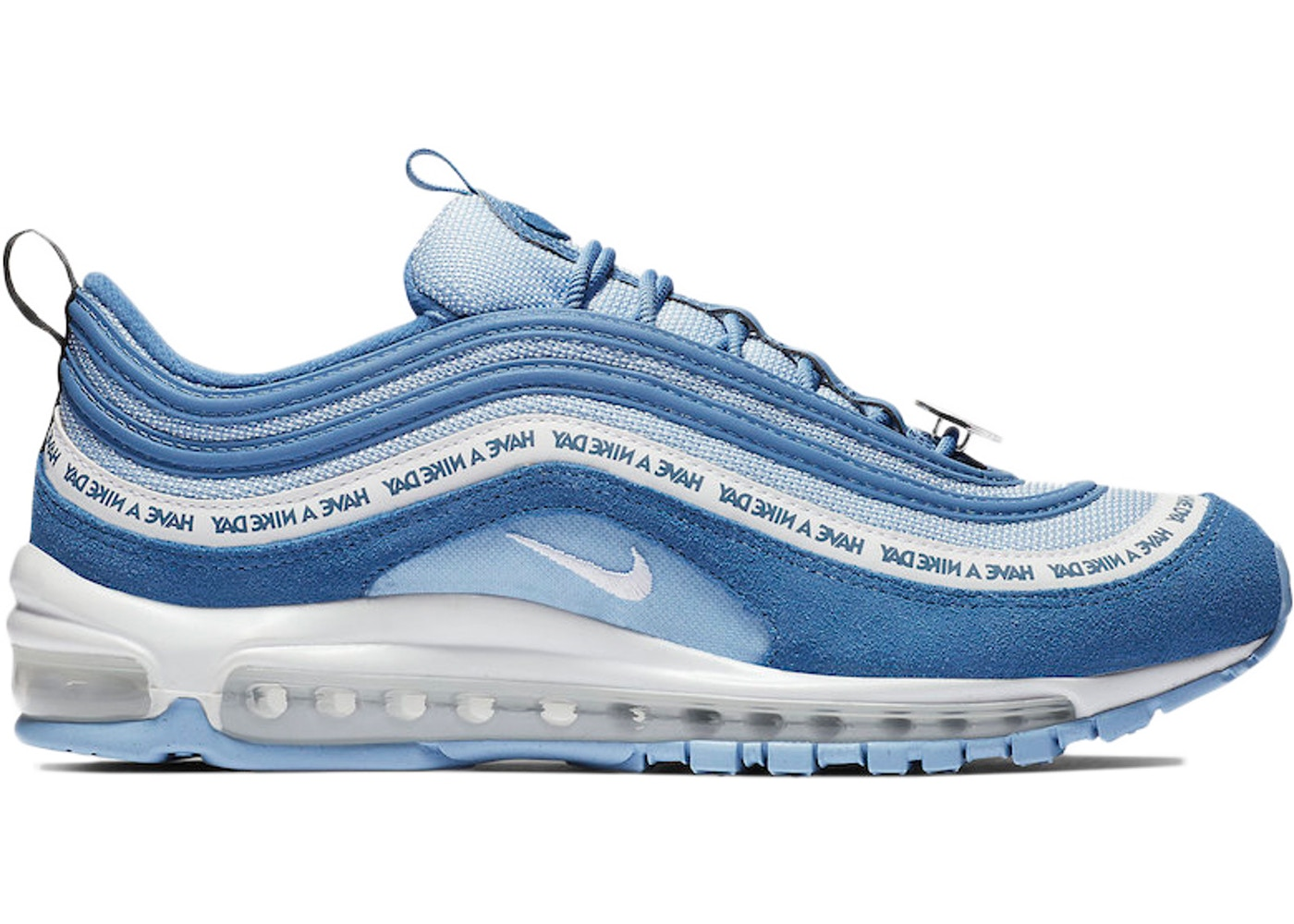 9e049edb Sell. or Ask. Size: 11.5. View All Bids. Air Max 97 Have a Nike Day Indigo  Storm