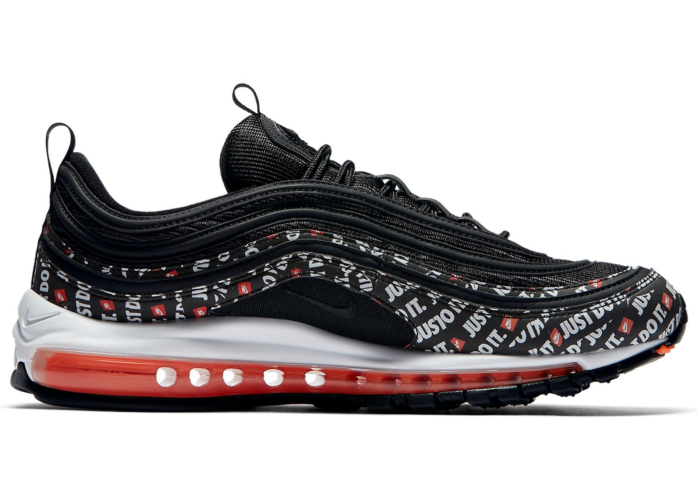 Air Max 97 Just Do It Pack Black