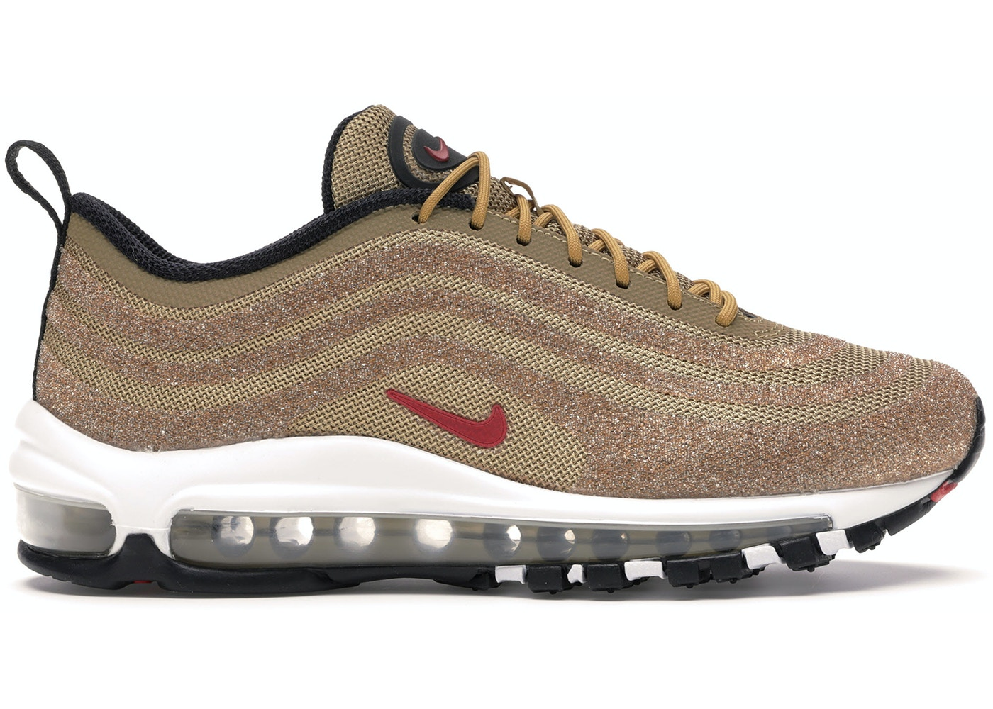 outlet store 6cf6c 090f3 Air Max 97 LX Swarovski Gold (W)