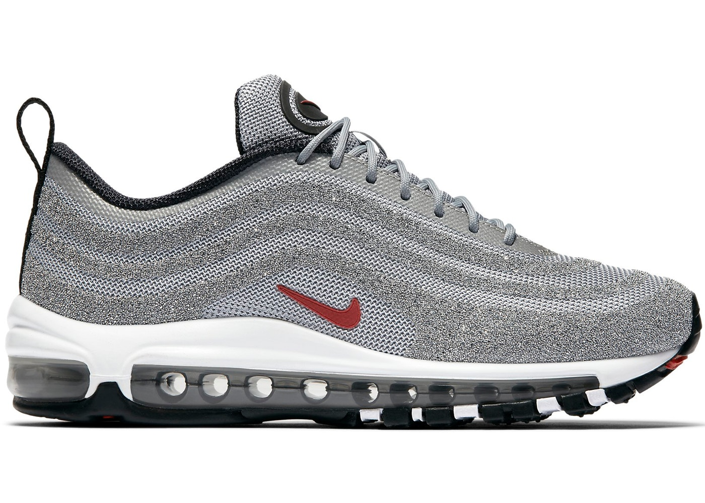 low priced 3d53f 470b4 Air Max 97 LX Swarovski Silver Bullet (W) - 927508-002