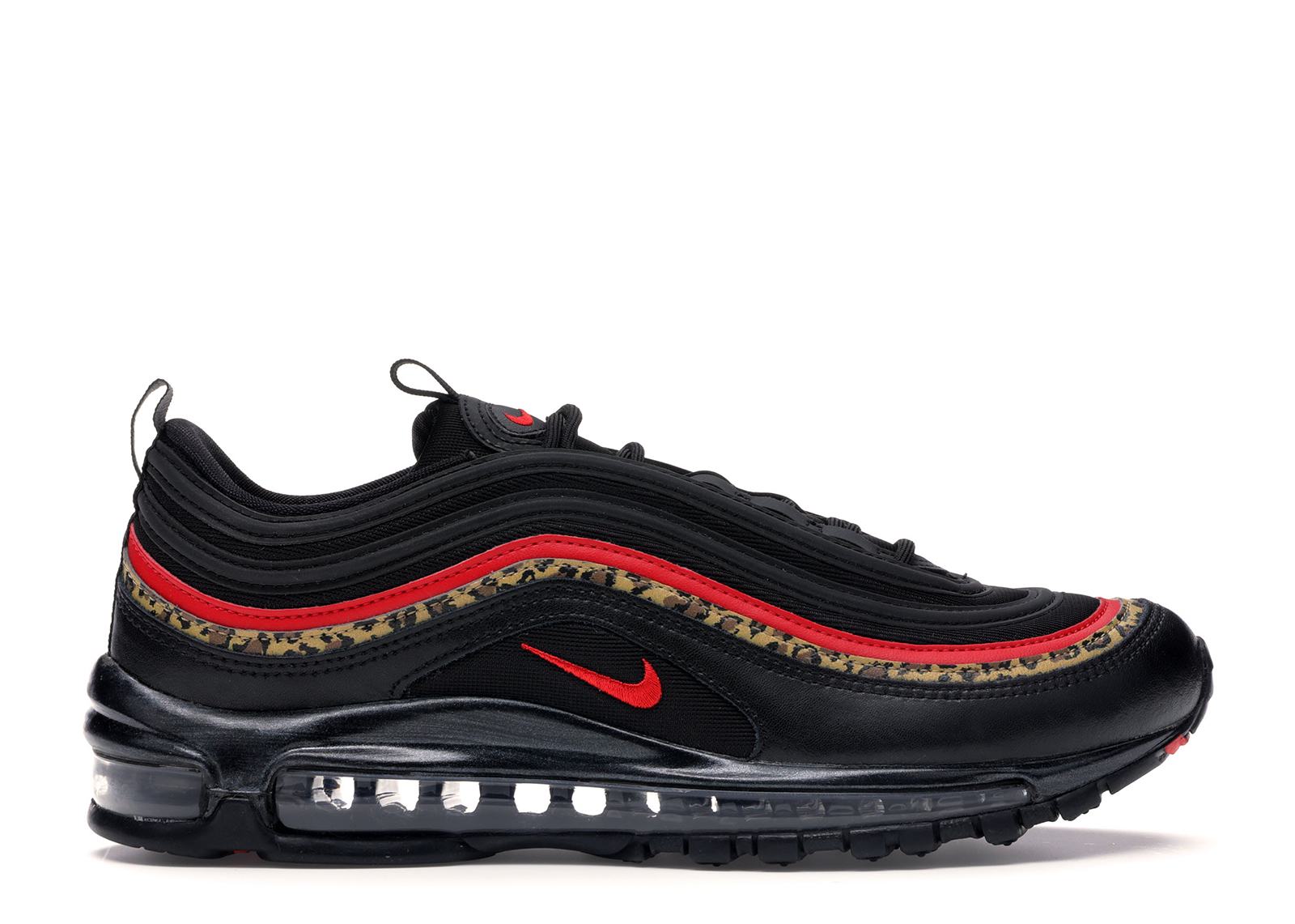 Air Max 97 Leopard Pack Black (W)