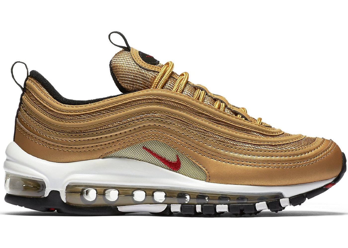 3ac570eeab Sell. or Ask. Size --. View All Bids. Air Max 97 Metallic Gold 2017 (GS)
