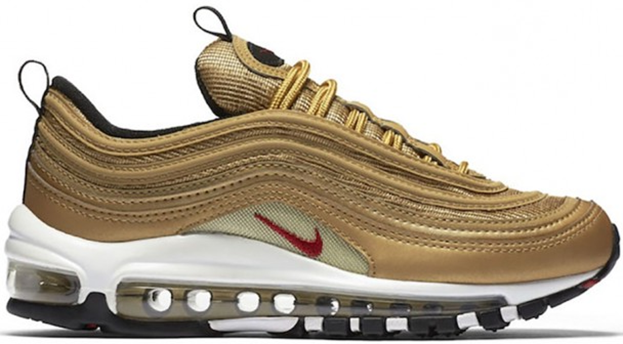how much is nike air max 97 gold