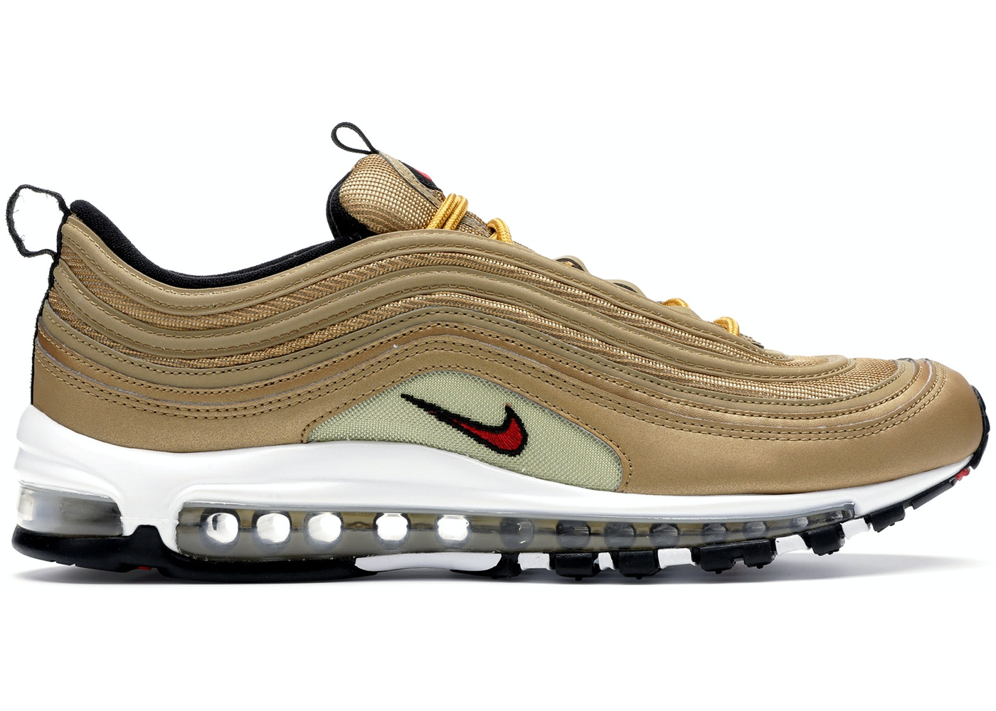 best service e44a6 e7a13 Air Max 97 Metallic Gold