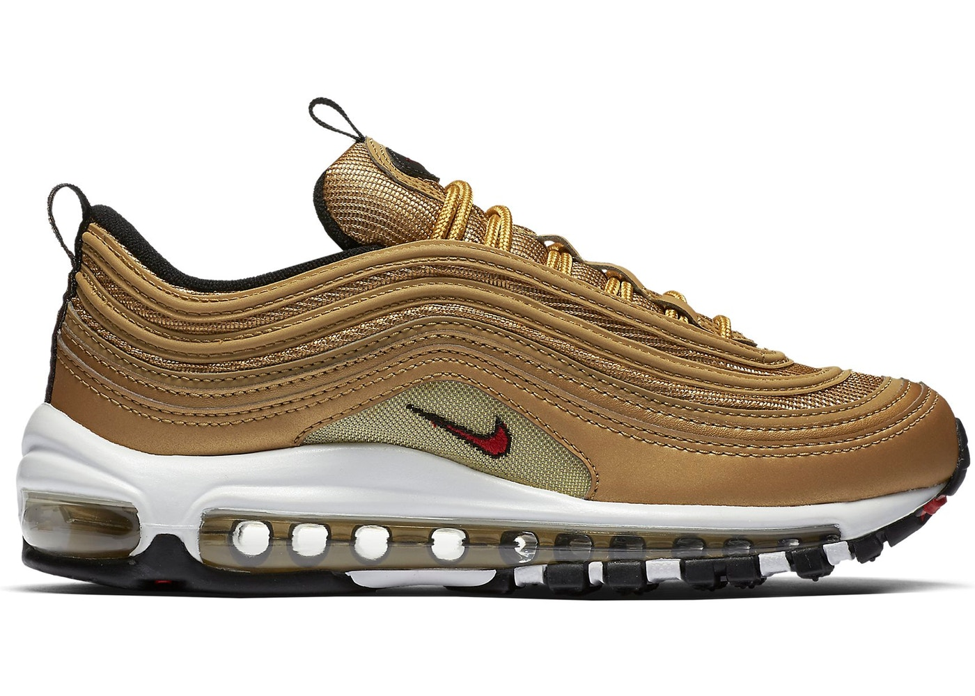 hot sale online bf5ef 76b91 Air Max 97 Metallic Gold (W) (2017/2018)